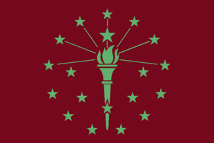 Indiana red flag