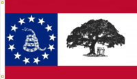 Massachusetts State Flag Proposal No. 7b Designed By Stephen Richard Barlow 09 JAN 2015 at 0700 HRS CST