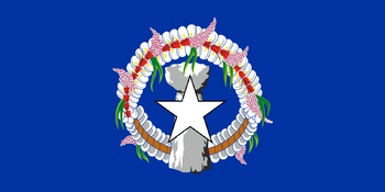 Flag of the Northern Mariana Islands
