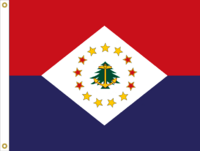 Rhode Island State Flag Proposal No 21 Designed By Stephen Richard Barlow 07 MAY 2015 at 0848 HRS CST