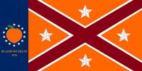 Georgia State Flag Proposal No 20d Designed By Stephen Richard Barlow 24 NOV 2014 at 1326 hrs cst