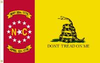 North Carolina State Flag Proposal No. 6b Designed By Stephen Richard Barlow 30 JUN 2015 0009 HRS CST.