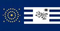 South Dakota State Flag Proposal No 7 Designed By Stephen Richard Barlow 22 AuG 2014 at 0950hrs