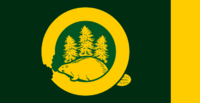 Oregon State Flag Proposal By AlternateUniverseDesigns Edited By Stephen R Barlow 18 Aug 2014 at 0941hrs cst