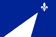 Quebec Flag Proposal 24