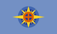 Dick Terme's flag design proposal for South Dakota