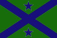 Alternate Michigan State Flag 5L