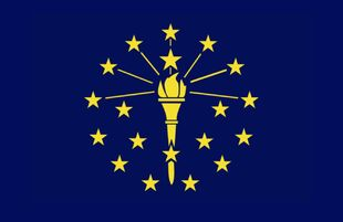 Indiana (Modified version of a design by Andy Rash)