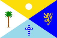 My Proposal for flag of Sucre (Cumaná) State