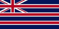 13 stripes hawaii flag