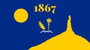 Nebraska flag v2