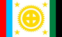 South Dakota New Flag 21