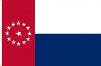 North Carolina Flag Proposal No. 15c Designed By Stephen Richard Barlow 15 MAY 2015 at 0921 HRS CST.