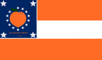 Georgia State Flag Proposal No 27 Designed By Stephen Richard Barlow 28 AuG 2014 at 1042hrs cst