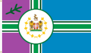 NewfoundLand and Labrador Province Canada Flag Proposal No. 10d Designed By Stephen Richard Barlow 05 FEB 2015 at 1420 HRS CST.