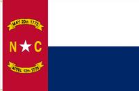 North Carolina Flag Proposal No. 15d Designed By Stephen Richard Barlow 15 MAY 2015 at 0934 HRS CST.