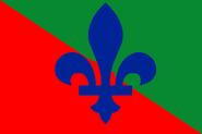 Quebec Flag Proposal 33