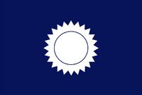 South Dakota - Blue