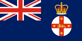 Standard of the Governor of New South Wales
