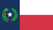 Texas State Flag Proposal No 10 Designed By Stephen Richard Barlow 07 SEP 2014 at 1213hrs cst