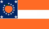 Georgia State Flag Proposal No 27b Designed By Stephen Richard Barlow 23 NOV 2014 at 1114 HRS CST
