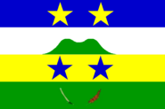My Proposal for flag of Guárico State 2