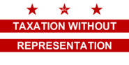 DC Flag Taxation Without Representation