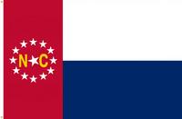 North Carolina Flag Proposal No. 15 Designed By Stephen Richard Barlow 15 MAY 2015 at 0856 HRS CST.