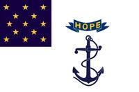 Rhode Island Flag of 1772