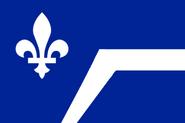 Quebec flag proposal 2 (good quality)