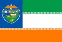 Oregon State Flag Proposal No 4 Designed By Stephen Richard Barlow 23 OCT 2014 at 1738hrs cst