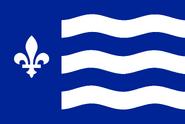 Quebec Flag Proposal 18