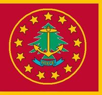 Rhode Island State Flag Proposal No 9 Designed By Stephen Richard Barlow 19 AuG 2014 at 1253hrs cst