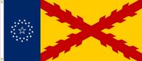 Florida State Flag Proposal No. 5 Designed By Stephen Richard Barlow 13 JAN 2015 0849 HRS CST