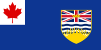 British Columbia flag proposal 1 (good quality)