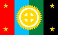 South Dakota New Flag 20