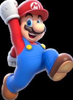 Mario SM3D World Artwork.png