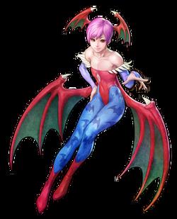 Darkstalkers Resurrection Lilith.png
