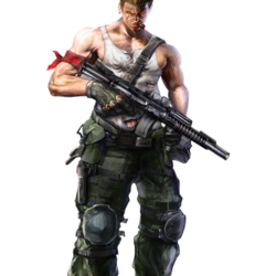 Contra Characters