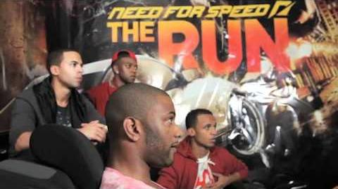 Need For Speed The Run JLS Trailer