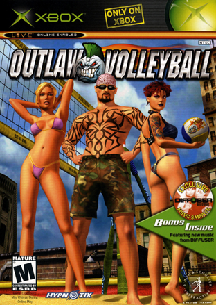 Outlaw Volleyball