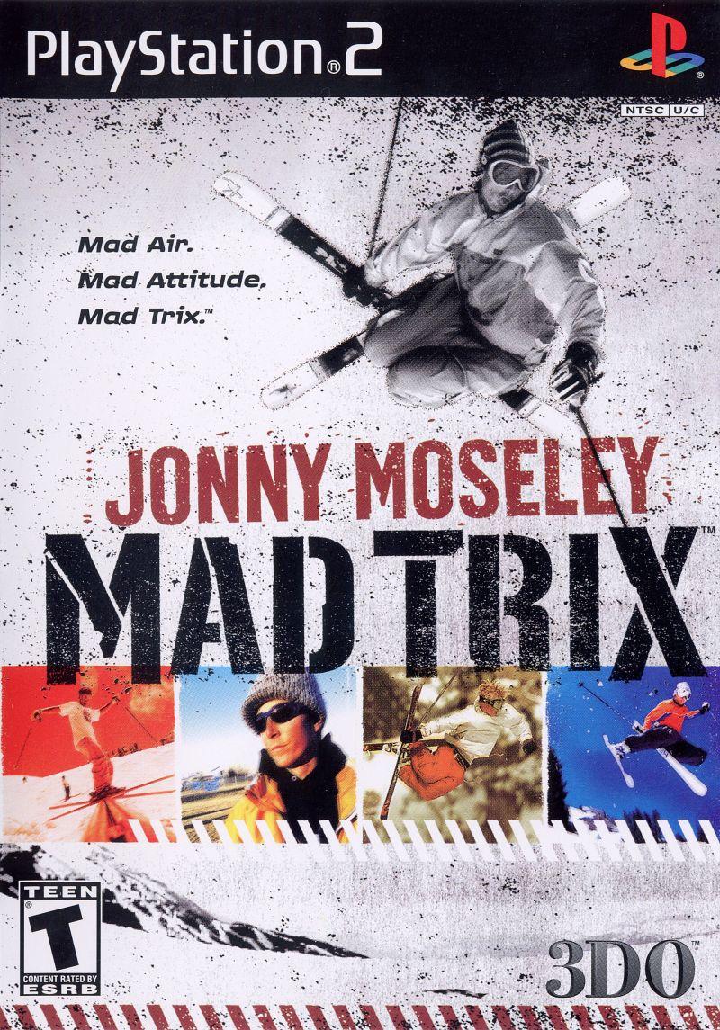 Jonny Moseley: Mad Trix