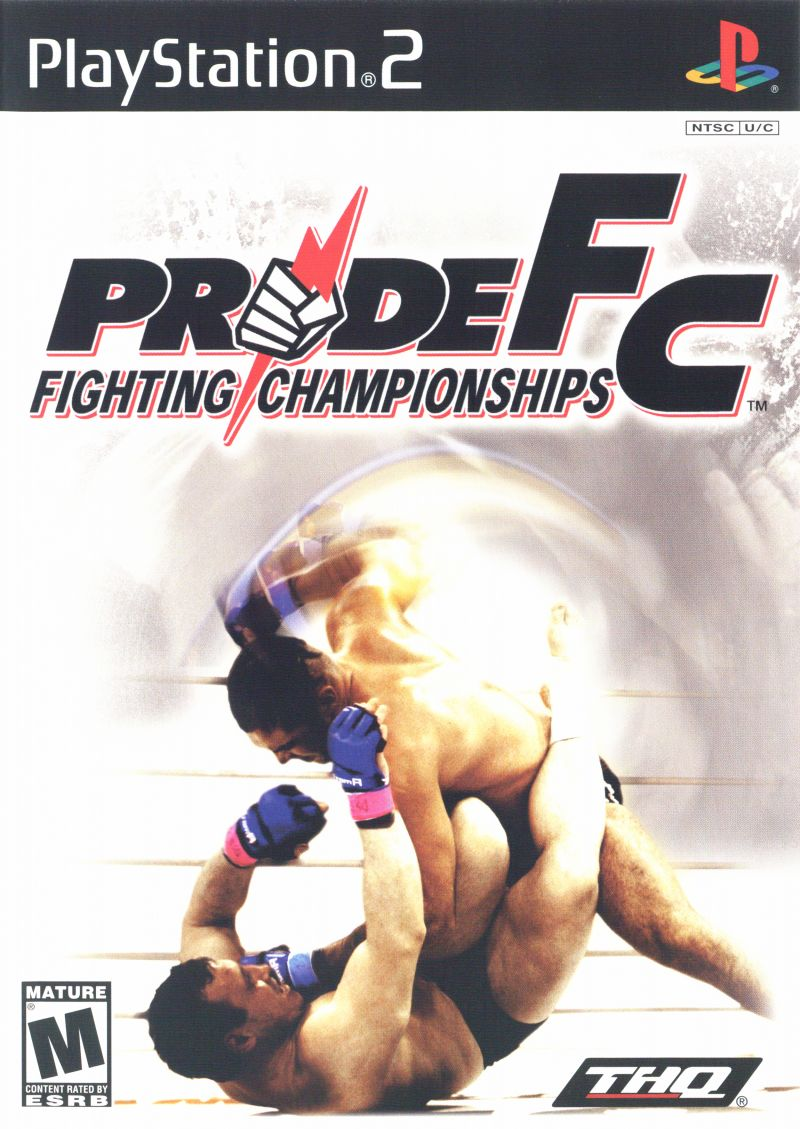 Pride FC: Fighting Championships