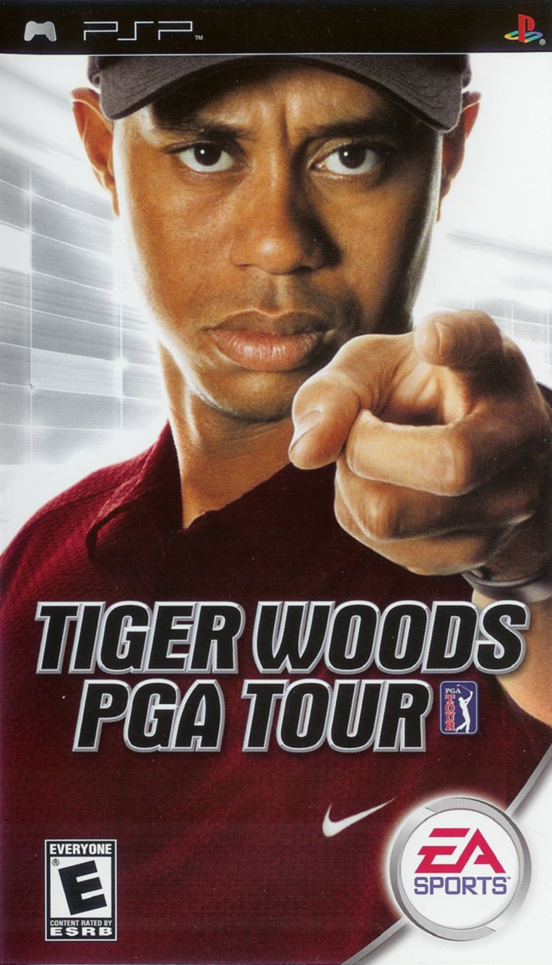 Tiger Woods PGA Tour (PSP)