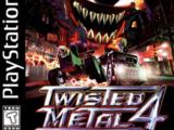 Twisted Metal 4