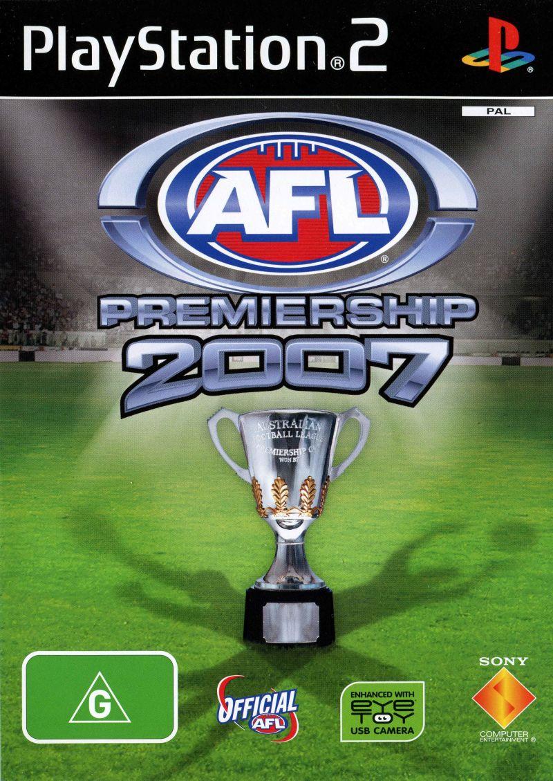 AFL Premiership 2007