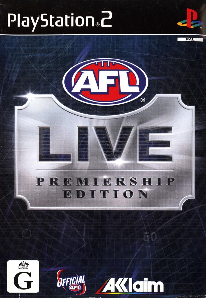 AFL Live: Premiership Edition