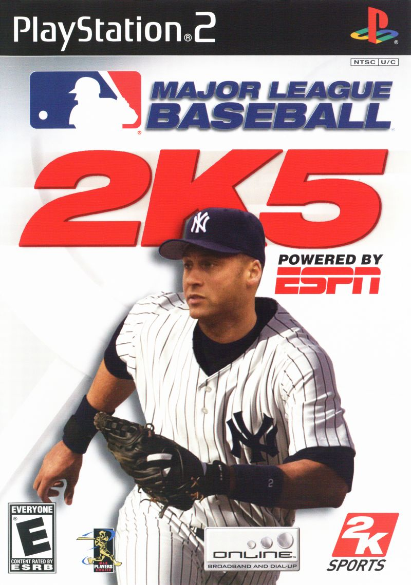 Major League Baseball 2K5