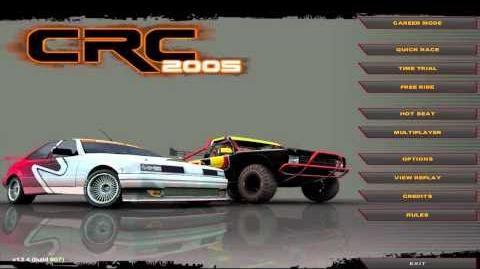 Cross Racing Championship 2005 - Main Menu Theme