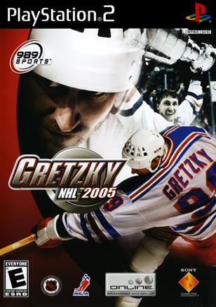 Gretzky NHL 2005